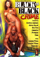 Black On Black Crime #01