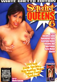 Squirt Queens #06 DVD Cover
