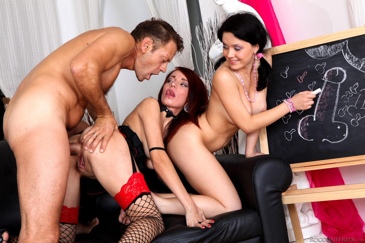 Rocco's Young Anal Lovers (2012)