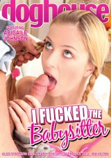 I Fucked The Babysitter DVD Cover
