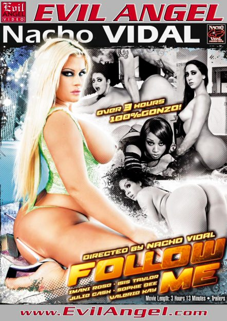 Follow Me Dvd Cover