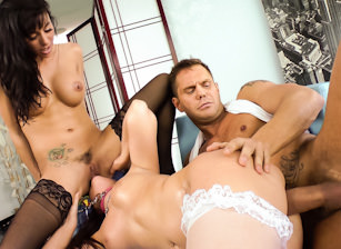 Nacho Vidal: The Sexual Messiah #02, Scene #03