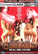 Christoph Clarks Obsession DVD Cover