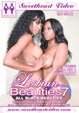 Lesbian Beauties #07 - All Black Edition