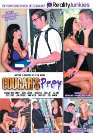 Cougar's Prey DVD Cover