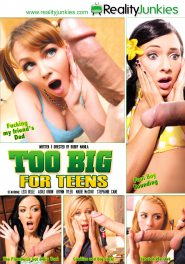 Too Big For Teens DVD Cover