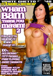 Wham Bam Thank You Ma'am #02 DVD Cover