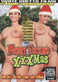 Merry Fucking XXX Mas DVD Cover