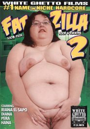 Fatzilla #02 DVD Cover