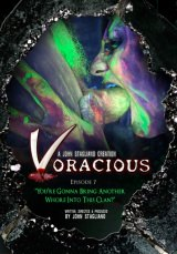 Voracious - Season 01 Episode 07 Dvd Cover