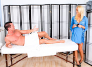 Naughty Nurses : The Thief - Eric Masterson & Mia Monroe!