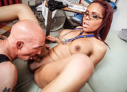 Trannies : Transsexual Nurses #10 - Nody Kat!