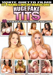 Huge Fake Tits DVD Cover
