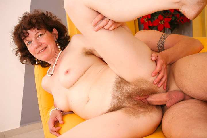 Lusty granny sex