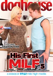 His First MILF #05 DVD Cover