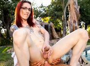Trannies : Transsexual Babysitters #21 - Brittany St. Jordan!