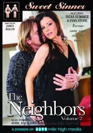 The Neighbors #02 DVD Cover