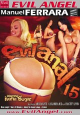 Evil Anal #15 DVD