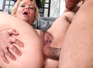 My Wife Caught Me Assfucking Her Mother #03, Scene #02