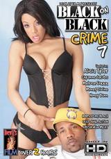 Black On Black Crime #07
