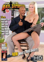 My New Black Stepdaddy #13 DVD Cover