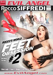 Rocco's World Feet Obsession #02 DVD Cover
