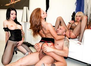 Slutty Girls Love Rocco #05, Scene #03