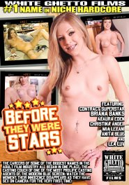 Before They Were Stars DVD Cover