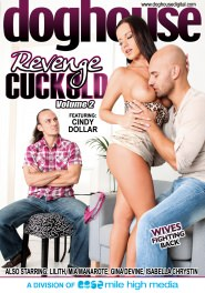 Revenge Cuckold #02 DVD Cover