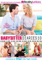 Babysitter Diaries #10 Dvd Cover