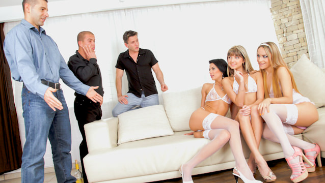 Swingers Orgies #05, Scene #02