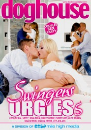 Swingers Orgies #05 DVD Cover