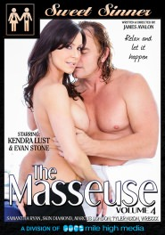The Masseuse #04 DVD Cover