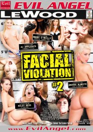Facial Vi0lation #02 DVD Cover