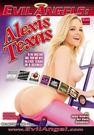 Evil Angels - Alexis Texas DVD Cover