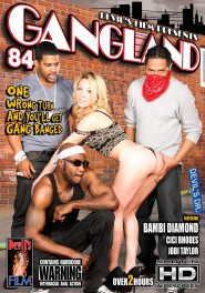 Gangland #84 DVD Cover