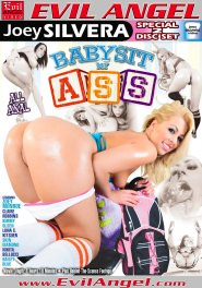 Babysit My Ass DVD Cover