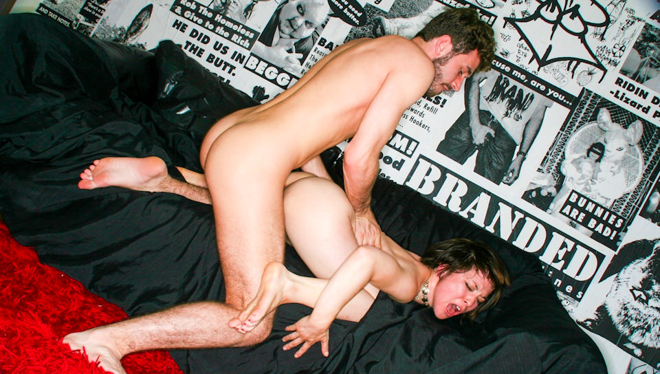 Aerobic Sex, Scene #01
