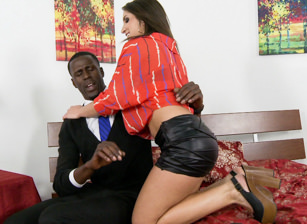 My New Black Stepdaddy #14, Scene 1