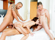 Mature and Young : Im Your Bitch: Lyen - Csoky Ice & Sabby & Thomas Stone & Lyen Parker!