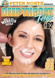 Deep Throat This #62 DVD Cover