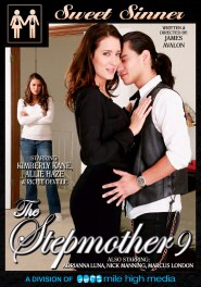 The Stepmother #09 DVD Cover