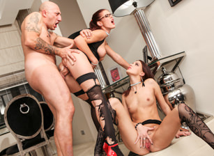 Rocco's Perfect Slaves #02, Scene #02