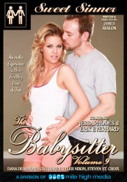 The Babysitter #09 DVD Cover