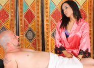 Naughty Nurses : Sleezy Step-Dad - James Bartholet & Tia Cyrus!