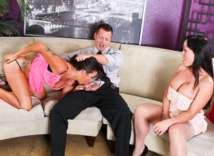 My Husband Brought Home His Mistress #03, Scene #03
