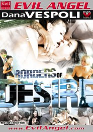 Borders Of Desire DVD Cover
