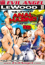The Le Wood Anal Hazing Crew #05 DVD Cover
