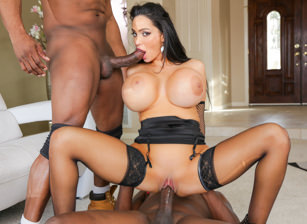 Lexington Steele, Prince Yahshua, Amy Anderssen