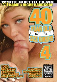 40 Years Old Size Queens #04 DVD Cover